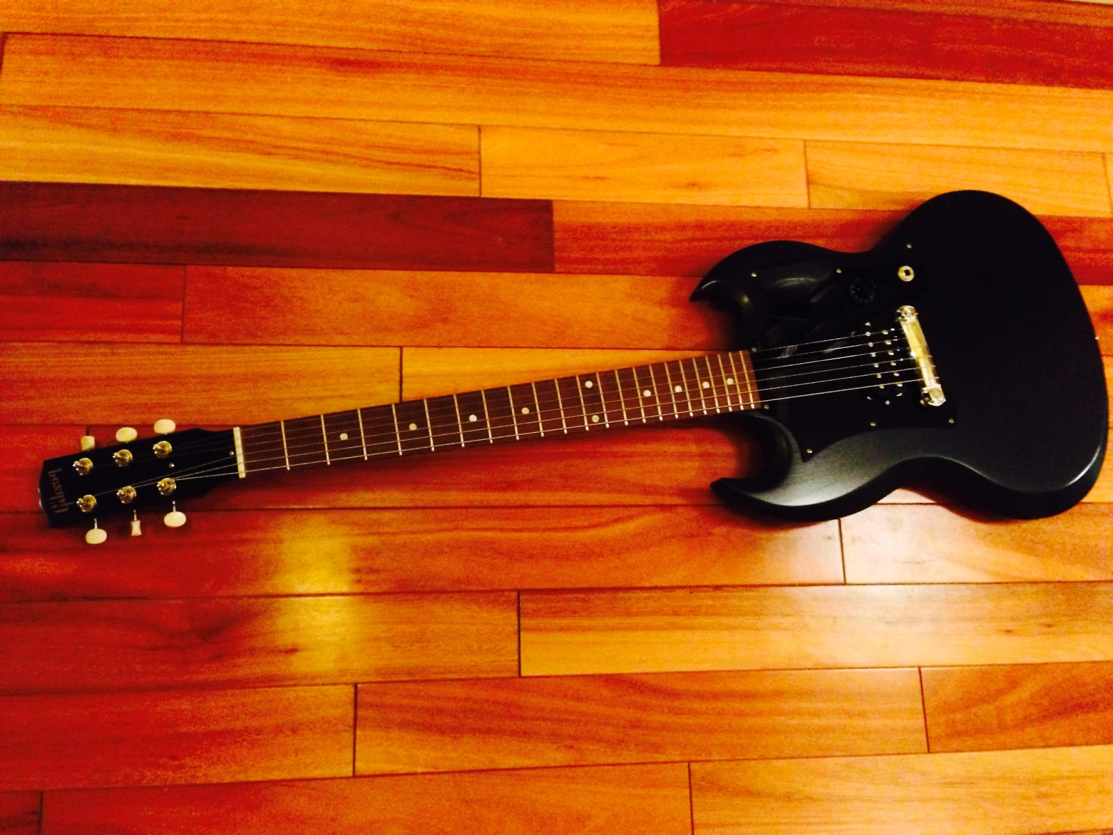 gibson melody maker history